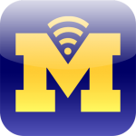 U-M Mobile Users Group logo