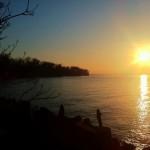 Lakewood sunset