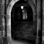 Trinity Cathedral archway
